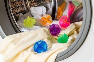 Шарики для стирки белья в стиральной машине: выбор, эффект, отзывы