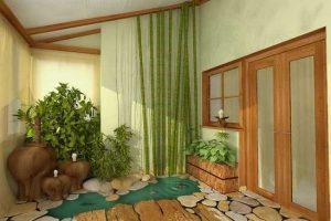 Декор интерьера в тропическом стиле: атмосфера отдыха круглый год!